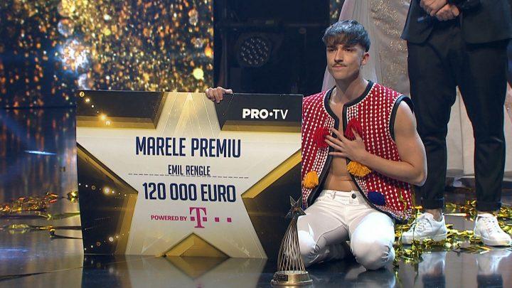 emil 720x405 Castigatorul marelui premiu Romanii au talent  sezonul 8 este Emil Rengle (VIDEO)
