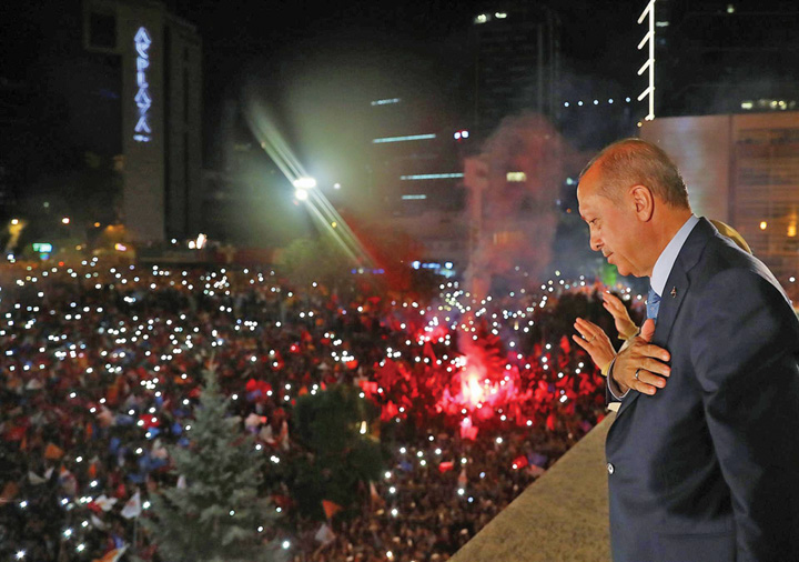 erdogan mare Pohta ce a pohtit Erdogan