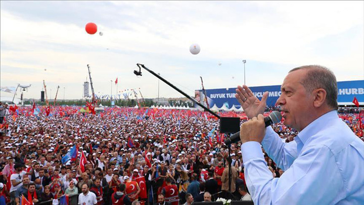 erdogan Lui Erdogan i au murit laudatorii