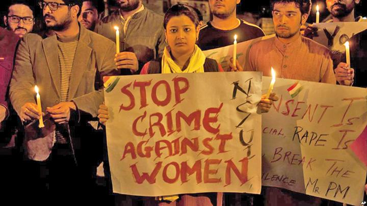 femei Cea mai periculoasa tara pentru femei