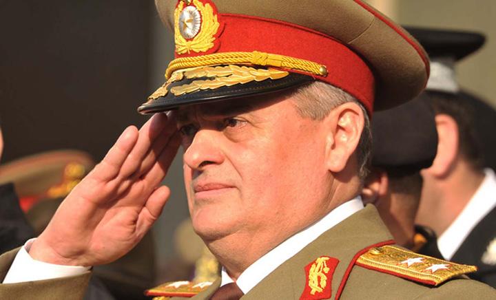 generalul ontanu Partidul fripturistilor