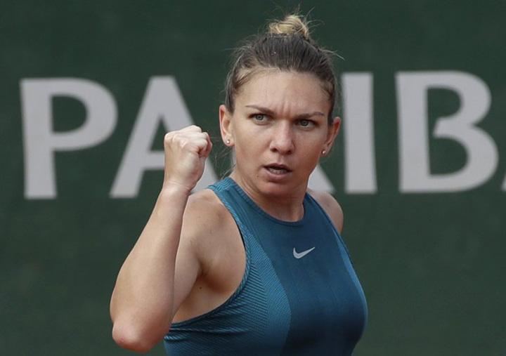halep mare Simona Halep,  in finala Roland Garros