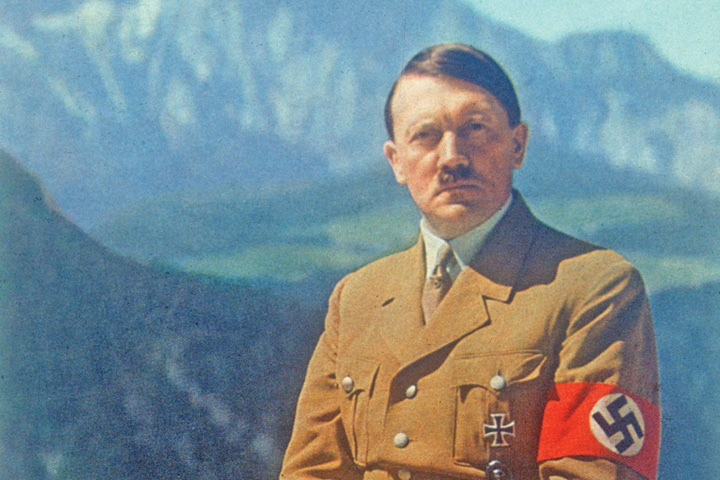 hitler Hitler, comparat cu un gainat de extrema dreapta