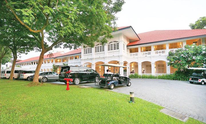 hotel Trump si Kim, pe insula Pulau