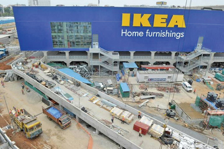ikea Ikea face pasul in India