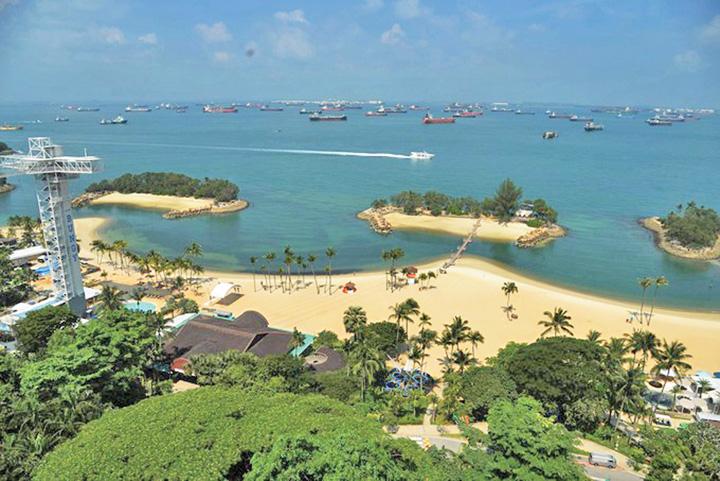 insula 1 Trump si Kim, pe insula Pulau