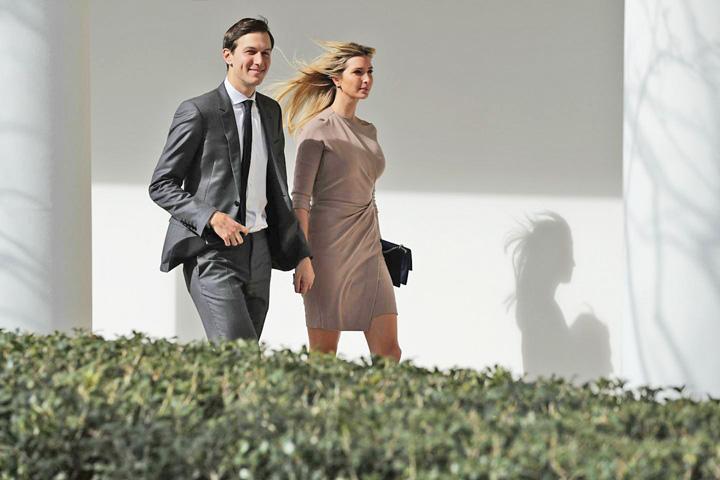 ivanka Ivanka Trump si Jared Kushner, beizadele de milioane