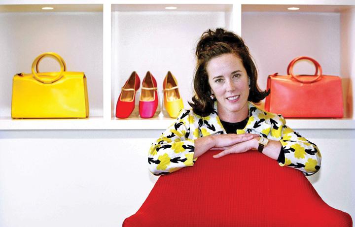 kate 1 Cutremur in lumea modei, Kate Spade s a sinucis