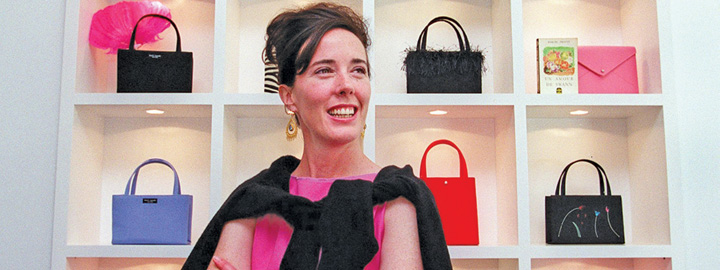 kate 2 Sinuciderile lui Kate Spade si Anthony Bourdain incing liniile de urgenta