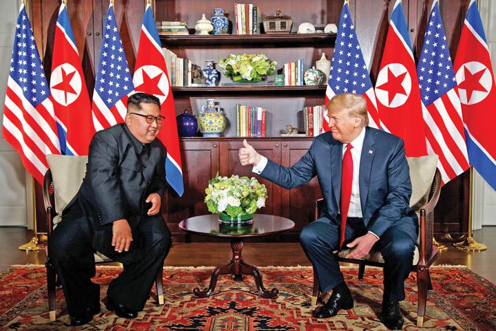 kim 1 Kim si Trump, dezarmare pace!