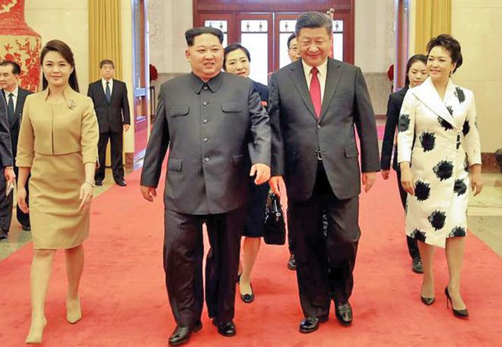 kim mare 2 Kim, asul din maneca al Chinei