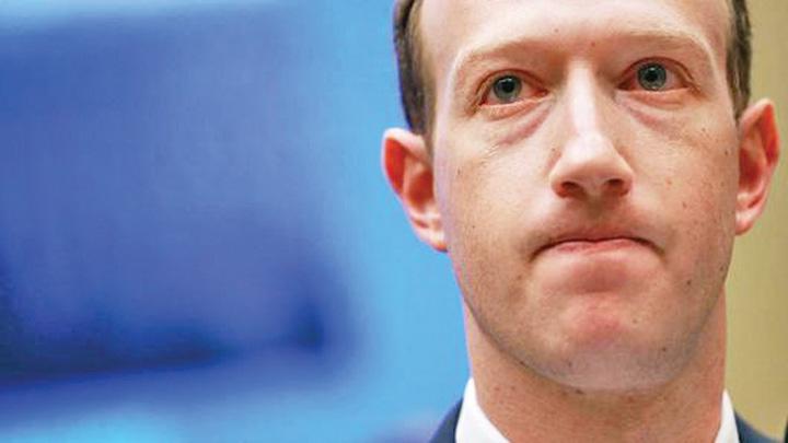 medalion zuckerberg Facebook ne a vandut chinezilor