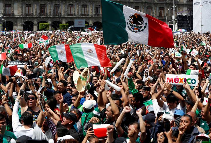 "mexic 3 Mexicanii au declansat  ""nucleara"""