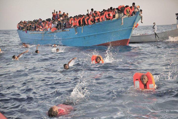 migranti 1 35.000 de migranti sositi in Europa. Ce facem cu ei?