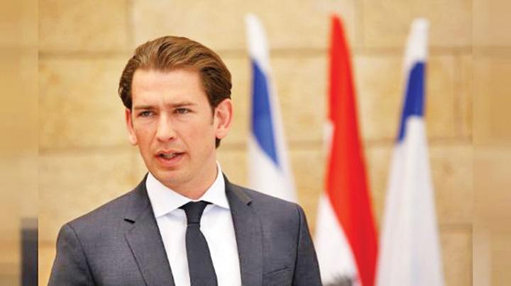 migranti Austria vrea sa trimita migrantii in Albania