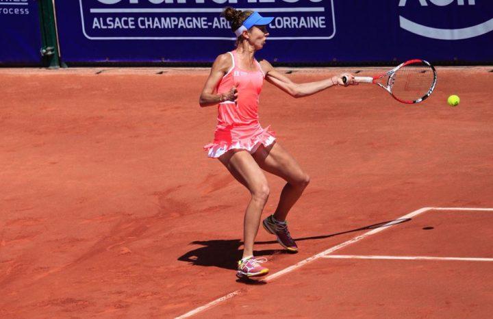 mihaela 720x466 Mihaela Buzarnescu s a oprit in optimi, la Roland Garros