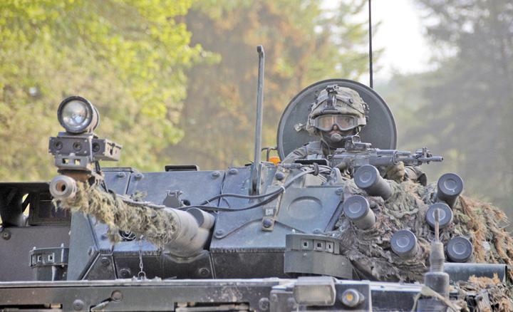 nato mare 18.000 de militari NATO la granita Rusiei