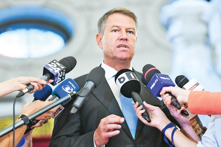 "original declaratie de presa   12 iun 2018 3 Iohannis va aprofunda decizia CCR ""mai ulterior"""