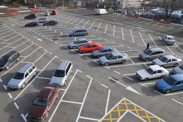 parcari Se scumpeste parcarea in Capitala