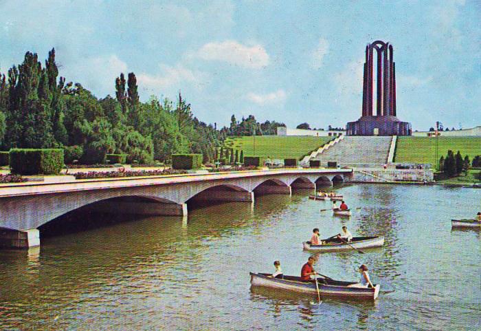 parcul libertatii 3 107 Parcul Carol I, respect majestate! (II)