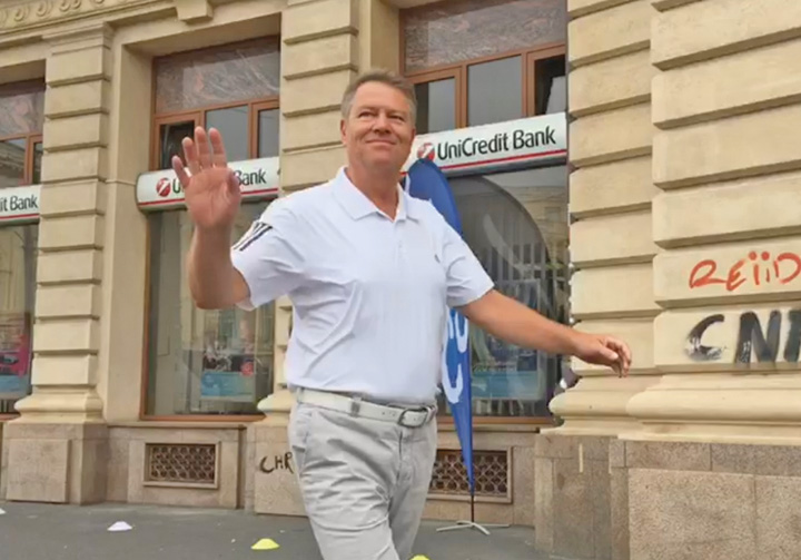 pedale 2 Iohannis ne rade in nas