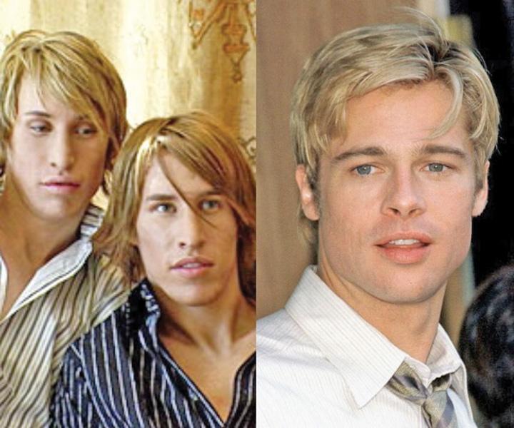 pitt 1 Fratii Brad Pitt