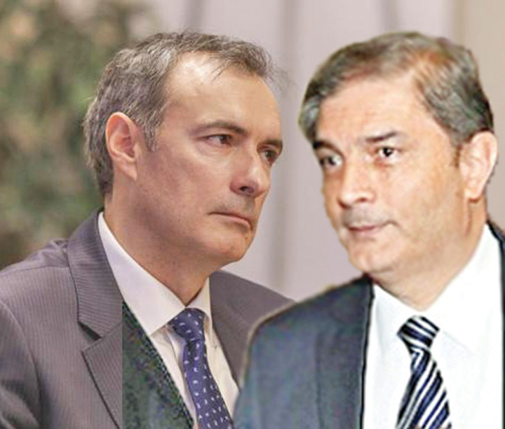 poza pt pag1 si 2 Dragnea si Iohannis se bat in Coldea si Predoiu!