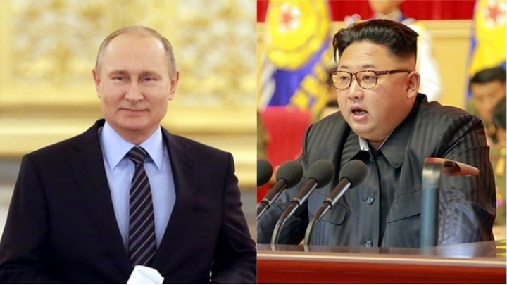 putin si kim Kim Jong un se vede cu Putin