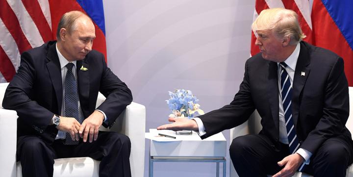 putin trump In sfarsit, Trump si Putin vor face skanderberg