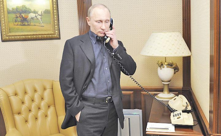 putin 1 Putin nu vrea sa se auda nici musca pe timpul Mondialului
