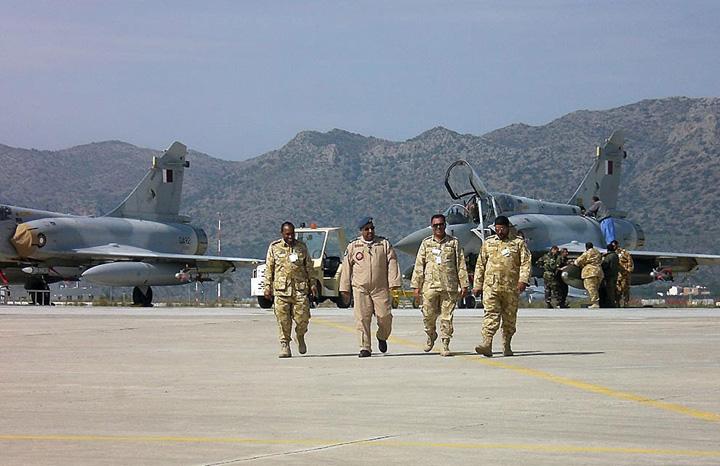 qatar 1 Qatarul vrea sa devina membru NATO