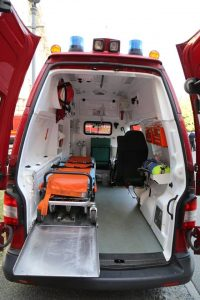 salvare 200x300 Un sofer a murit intr un accident, pe DN 7