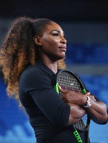 serena 378x500 Serena Williams s a retras de la Roland Garros, inaintea meciului cu Sarapova