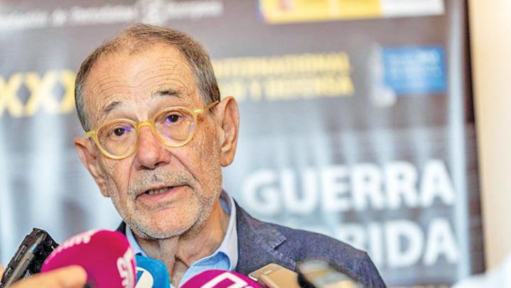 solana Javier Solana, interzis pe pamant american