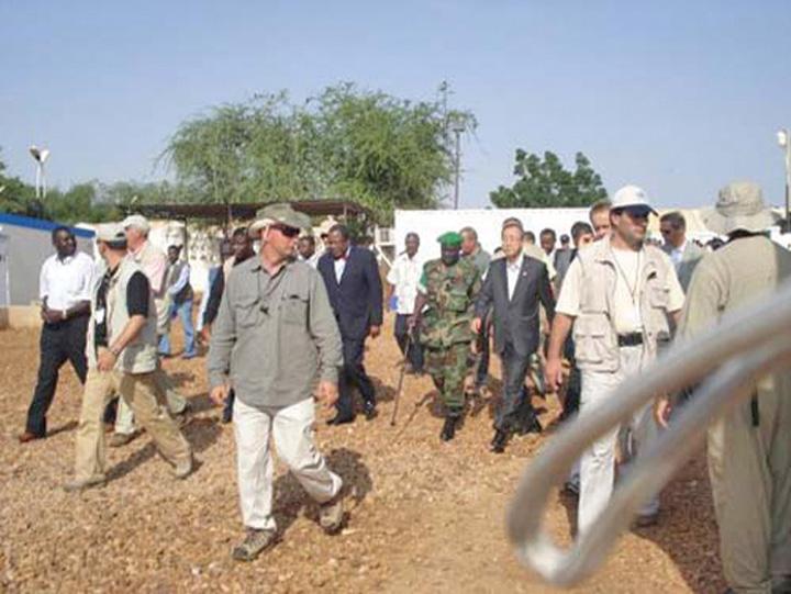 sudan Moaca de la SPP, fetis cu Guvernul SUA!