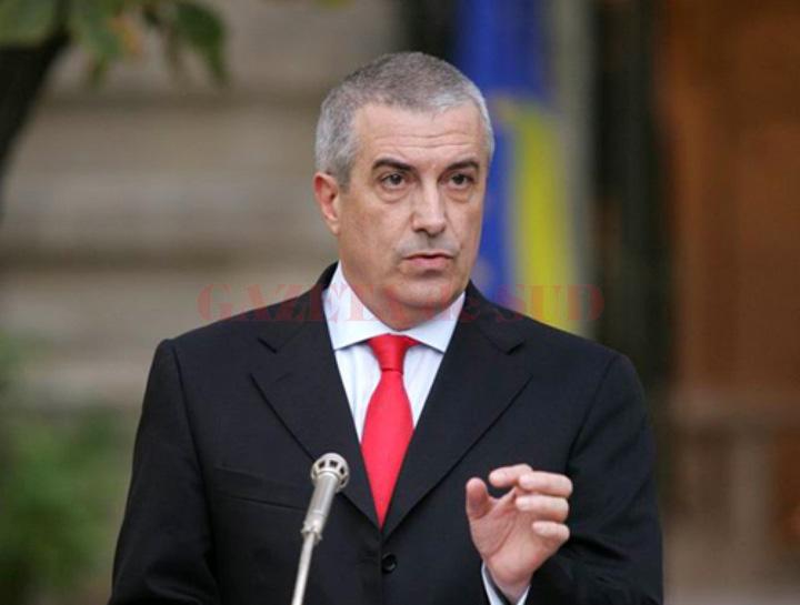 """tariceanu Tariceanu: UE tace pe motiv de """"disconfort"""""""