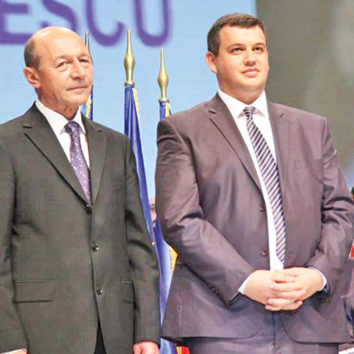 tomac Tomac, umbra lui Basescu la PMP