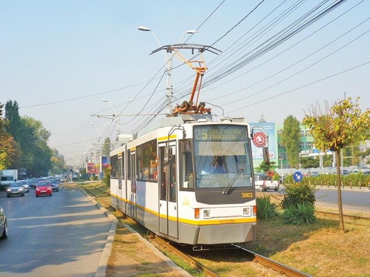 tramvaie Tramvaiele Capitalei, fara aer conditionat nici in vara asta