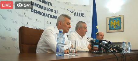 trecere Daniel Zamfir a trecut la ALDE, vorbind despre cel mai rusinos presedinte al PNL