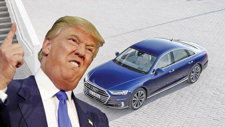 trump 2 1 Tarifele lui Trump scumpesc masinile cu 45 miliarde dolari pe an