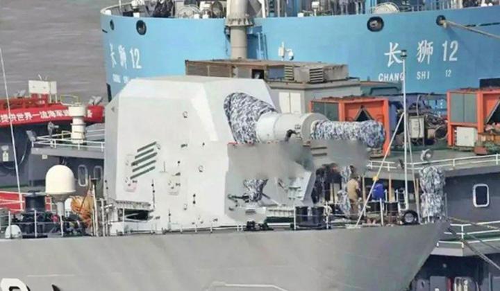 tun china Superarma navala a Chinei