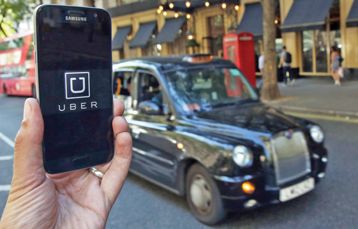 uber bun Uber castiga iar Londra