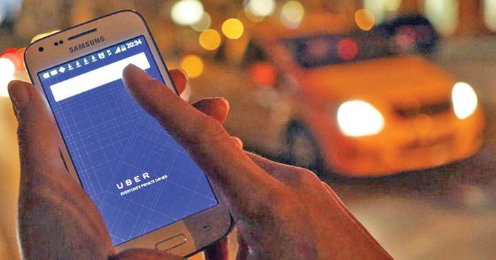 uber Uber nu mai poate fi comandat direct din Google Maps