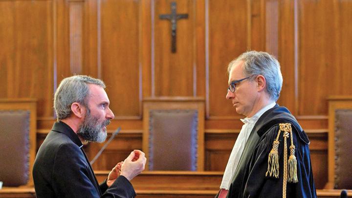 vatican 3 Scandal la Vatican