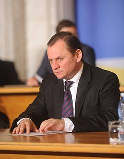 vlase Social democratul Vlase, propus pentru sefia SIE, audiat in comisia parlamentara