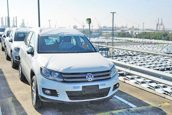 volkswagen Volkswagen, sufocat de stocuri nevandute