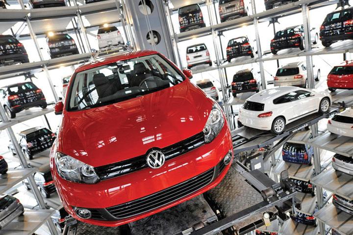 vw Dieselgate, o noua amenda uriasa pentru VW