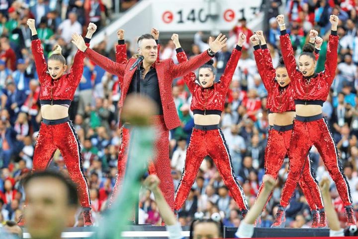 williams mare Vladimir Putin a fluierat deschiderea campionatului