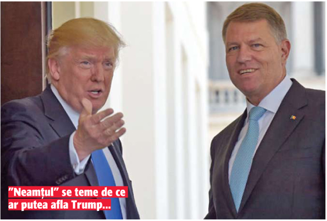 02 03 6 Iohannis isi pune piciorul in ghips!