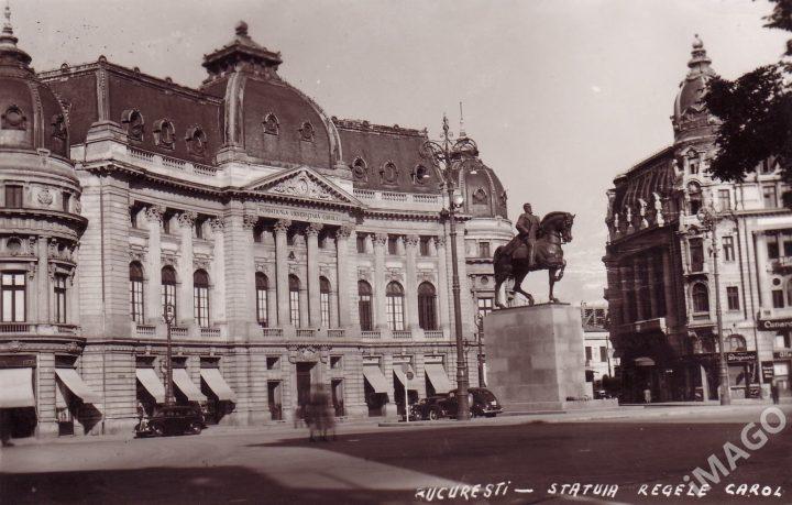 FOTO4 720x459 Biblioteca Centrală Universitară, cadoul regesc făcut de un rege (I)